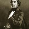 Eugène Delacroix (foto di Nadar)