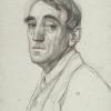 Théo van Rysselberghe, Autoritratto, 1916