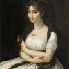 Antoine-Jean Gros (Parigi 1771 - Parigi 1835): Madame Pasteur, 1795 circa, Olio su tela, cm. 523 x 715, Paris, Musée du Louvre