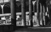 Giuseppe Abbati, Il chiostro di Santa Croce   The cloister of Santa Croce