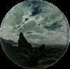 Silvio Allason, Marina, olio su piatto di ceramica, vendita, Meeting Art, Vercelli, asta Arte del XIX e XX secolo, 2 giugno 2005, lotto 38