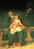 Francesco Saverio Altamura, San Giuseppe e il bambino, Napoli, Chiesa di Santa Maria dei sette dolori
