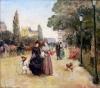 Jean Béraud, Una passeggiata | Une promenade
