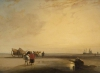Bonington, Spiaggia di sabbia in Normandia.jpg