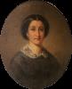 Giovanni Carnovali (detto il Piccio), Ritratto della signora Germani Vacchelli, Museo Civico Ala Ponzone, Cremona, Italia