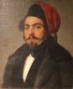 Giovanni Carnovali (detto il Piccio), Ritratto di Luciano Mariani, Museo Civico Ala Ponzone, Cremona, Italia