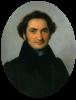 Giovanni Carnovali (detto il Piccio), Ritratto virile