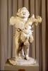 Adriano Cecioni, Bambino col gallo, 1868, gesso, cm. 79 di altezza, Firenze, Palazzo Pitti, Galleria d'Arte Moderna, Codice ICCD 09 00342187