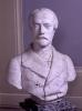 Adriano Cecioni, Mazzini, XIX secolo, 1878-1879, gesso, cm. 60 di altezza, Firenze, Palazzo Pitti, Galleria d'Arte Moderna, Codice ICCD 09 00342197