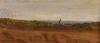 Giovanni (Nino) Costa, Paesaggio a Castiglioncello, XIX secolo