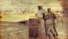 Giuseppe De Nittis, Scaricatori sul Tamigi, XIX secolo