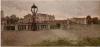Achille Formis, Piazza dell'Arcivescovado a Chioggia, Collezione privata