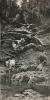 Achille Formis, Tra i monti Riproduzione tratta dall'Album ricordo dell'Esposizione Nazionale di Belle Arti, Milano 1881