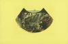 Paul Gauguin, I drammi del mare (Una discesa nel maelstrom) | Les drames de la mer (Une descente dans le maelstrom) | Tragedies van de zee (Een afdaling in de draaikolk), Zincografia stampata in nero, colorata a mano ad acquerello, su carta pergamena gialla, cm. 31,7 cm x 48,5 (foglio), cm. 18 x 17,6 (immagine), cm. 19,5 x 29 (lastra), Van Gogh Museum, Amsterdam, Nederland, inv. n. p2438V2004
