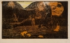 Paul Gauguin, Maruru, 1893-1894, Xilografia stampata a colori su carta