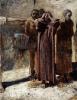 Nikolay Nikolayevich Ge (1831-1894): Golgota, 1893, olio su tela, cm. 222,4 x 191,8, Mosca, Galleria Tretyakov