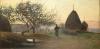 Gioli Luigi, Tramonto nei campi [1879].jpg