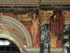 Gustav Klimt, Egitto | Ägypten, 1891, pittura murale incastonata sopra l'atrio nell'architettura a colonne e portici della scala del Kunsthistorisches Museum, Wien, inv. nr. Gemäldegalerie, AU D