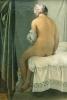 Jean Auguste Dominique Ingres (Montauban 1780 - Parigi 1867): La bagnante, detta Bagnante Valpinçon, 1808, Olio su tela, cm. 146 x 97,5, Parigi, Musée du Louvre