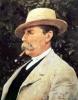 Silvestro Lega, Ritratto di Luigi Tommasi, seconda metà del XIX secolo, Dipinto
