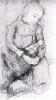 Modersohn-Becker, Bambina con la bambola [1904 circa].jpg