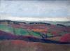 Paula Modersohn-Becker, Herbstlandschaft am Weyerberg (Paesaggio autunnale sul Weyerberg, verso 1899, Museen Böttcherstrasse, Paula Modersohn-Becker Museum, Bremen