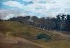 Paula Modersohn-Becker, Paesaggio con viale di betulle, verso 1900, Paula Modersohn-Becker Stiftung, Bremen