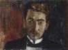 Paula Modersohn-Becker, Bildnis des Bruders Kurt Becker (Ritratto del fratello Kurt Becker), 1898