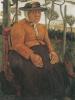 Paula Modersohn-Becker, Alte Armenhäuslerin (Vecchia donna dell'ospizio dei poveri), 1905, Olio su tela, Von der Heydt-Museum, Wuppertal