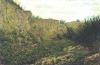 Angelo Morbelli, Cave di tufo