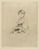 Morisot, Ragazza con il gatto.png