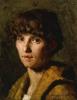 Giuseppe Pellizza da Volpedo, Ritratto di donna
