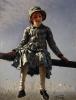 Ilya Efimovich Repin (1844-1930): Libellula (Ritratto della figlia del pittore), 1884, olio su tela, cm. 111 x 84,4, Mosca, Galleria Tretjakov