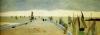 Vallotton, Il molo di Honfleur | La jetée de Honfleur | The pier of Honfleur, 1901
