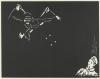Vallotton, Nelle tenebre | Dans le ténèbres | In the darkness, Xilografia stampata in nero su carta velina, 24,6 x 33,6 cm, Van Gogh Museum, Amsterdam