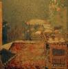 Vallotton, Salotto a La Naz, Romanel | Salon à La Naz, Romanel, 1900