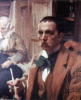 Zorn, Autoritratto 1896