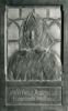 Zorn, La madre del pittore | Konstnärens moder |The painter's mother, 1920, Rilievo in bronzo, cm. 73 x 46, Nationalmuseum, Stockholm, NMSk 1448, dono di Emma Zorn, 1939