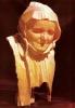 Zorn, Nonna | Mormor | Grand-mère | Grandmother, 1892, Legno, cm. 40,4