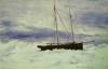Acke, Postale sulla banchisa | Postbåt i packis | Post boat in pack-ice