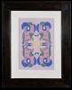 Giacomo Balla, Linee andamentali - Motivo per tappeto