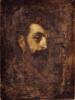 Leonardo Bazzaro, Ritratto del collezionista Cesare Pisoni