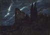 Arnold Boecklin, Rovine sul mare | Ruine am Meer