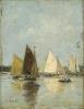 Boudin, Il ritorno delle barche.jpg