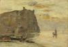 Boudin, Scogliere a Etretat | Falaises à Étretat | Cliffs at Étretat