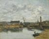 Boudin, Trouville, il porto | Trouville, le port | Trouville, the harbour
