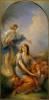 Giovanni Carnovali (detto il Piccio), Agar nel deserto è persuasa dall'angelo a tornare indietro