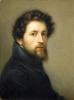 Giovanni Carnovali (detto il Piccio), Autoritratto [1836-38 circa]