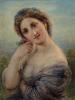 Giovanni Carnovali (detto il Piccio), Flora [1868]