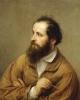 Giovanni Carnovali (detto il Piccio), Ritratto del pittore Giacomo Trécourt